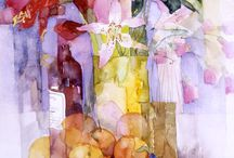 Shirley Trevena Watercolour Art