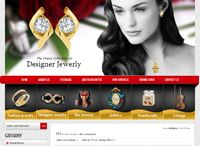 Attractive Jewlery eBay Store Designs / Fabulous Jewelery store gets an awesome new storefront on eBay!