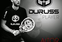 DURUSS PLAYERS / JUGADORES DURUSS
