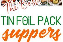 Tin Foil Recipes