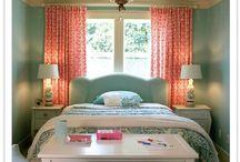 Bedrooms / by Katie Krotzer Mangold