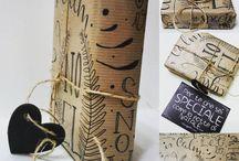"""Pacchetti Creativi - Packaging / """"Sade - The Sweetest Gift"""" -  Il confezionamento di un regalo può essere a volte, il regalo stesso! Idee per personalizzare e decorare i vostri pacchetti!!! Il tutto assolutamente in stile #lavagnettiamo"""