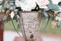Rustic Rose Wedding