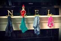 Elf a shelf ideas / by Jill Nelson
