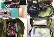 Ju-Ju-Be Be Classy / To the best bag in the world! Versatile, organized and comes in tons of different prints.