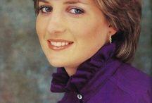 Diana -- the people's princess