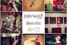 Elf on the Shelf / by Krystal Chapman