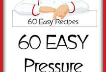 Pressure Cooker - Recipes & Tips