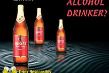 Smart Alcohol Drinker / All over the world people are evolving into Smart Alcohol Drinkers. Come, join the trend !