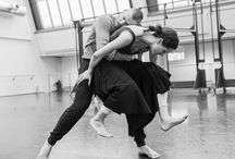 Rehearsals for HERRUMBRE / Choreography by Nacho Duato / by Staatsballett Berlin