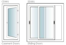 UPVC Doors In Chennai / We are well known for manufacturing best quality UPVC  Doors using German Technology, We are also dealers and Suppliers of UPVC Doors In Chennai call +91-97151-22566  for more info.