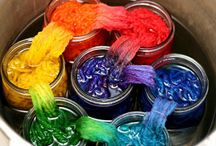 Fiber Tutorials / Knitting, crochet, dyeing, tatting, spinning how-tos.