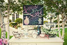 bridal tea / by Fancy That