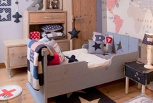 behang jongenskamer boy rooms