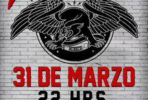 Cartelera / Todos los conciertos rockeros en México