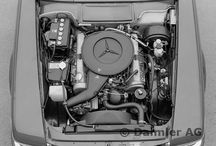 Mercedes Benz SL 280 - 450