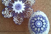 eggs quilled