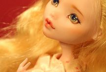 Dolls redone