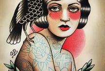 Tattoo / Angelique Houtkamp