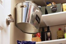 Kitchen Organizing Solutions