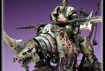 Awesome painted miniatures - Chaos