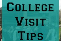 College Visit Tips / Tips on how to make the most of your college visits.