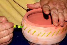 Techniki ceramiczne / Techniki budowania i tworzenia ceramicznych przedmiotów
