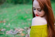 Makeup, Skin & Hair Care for Redheads / by Karin Lowery