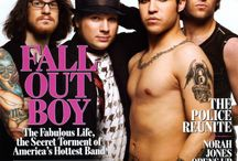 Fall Out Boy  / Rock & roll means be as crazy as you wannabe and don't care about what the world thought about you
