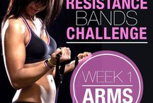 Resistance Bands for ARMS