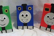 Thomas the Tank Engine Party / by Jennifer Michaelis