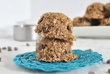 Sweet recepies! / Moslty gluten free or can be made gluten free!