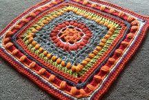 Crochet squares / by Julie Hamaker