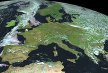 EMEA Maps / Maps of Europe, Middel East, and Africa