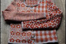 voksen strikking