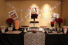 Jord's Big 3-0 SURPRISE Party Ideas / by Janell Lawrence