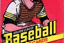 Baseball Cards / Baseball cards have always been a part of my life.  I only collect specific players or teams now and there are so many other great cards that aren't a part of my collection.