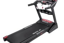 Sole Treadmills / Here are the treadmills made from Sole Fitness.