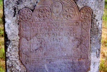 OLD GRAVE STONE