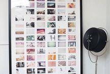 Obrázky na zed
