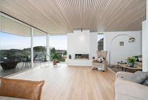 Nytt hus- funkis- interiør