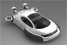 VW Aqua Hovercraft concept