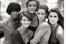 Glamour...90's Supermodel style