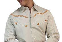 Camisas vaquera