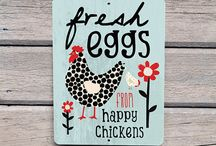 for chickens