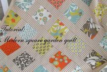 Quilt - Charm squares