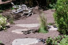 """Paige's Transformation / A boring old yard goes from """"falling apart"""" to fabulous."""