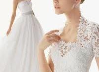Svatební šaty / Výběr svatebních šatů.
