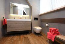Sanidrõme het Badhuis badkamer voorbeelden / Sanidrome het Badhuis uit Scheemda toont graag de door hen gerealiseerde badkamers.