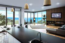 3D renders - residential home 2016